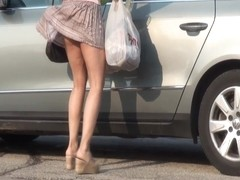 Wind Blown Skirt