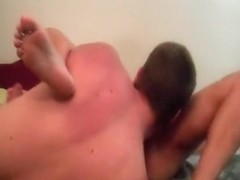 eating wifes pussy and ass