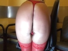 caning and fucking
