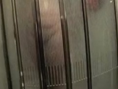 Wife getting in shower again