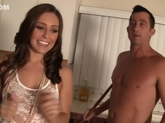 Horny pornstar Gracie Glam in hottest big cocks, cumshots porn movie