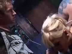 Horny pornstar Scarlett March in Best Blonde, Dildos/Toys porn movie
