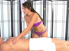 Amazing pornstars Ashley Stone, Evan Stone in Best Massage, HD adult clip
