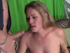 Exotic pornstar Daisy Layne in fabulous facial, lingerie adult scene