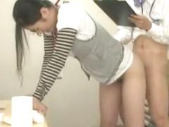 Exotic Japanese slut Sakura Ayane, Rina Fukada, Fuuka Minase in Crazy Doggy Style JAV clip