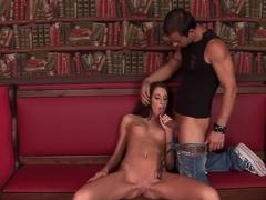 Horny pornstar Missy Monroe in amazing cumshots, anal sex video