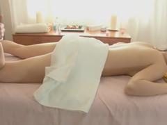 Exotic pornstar Demi Delia in hottest cunnilingus, small tits porn movie