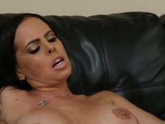 Hottest pornstar Brandy Aniston in horny blowjob, fetish xxx video