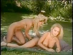 Sky Lopez outdoor lesbian scene
