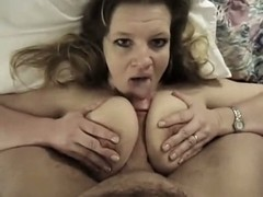 Large breasted mature I'd like to fuck acquires tit drilled