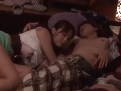 Yu Namiki Naughty Relationship With Her Elder Sister