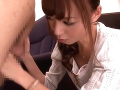 Aino Kishi Temptation Class Teacher Love