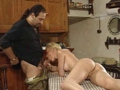 Blond Legal Age Teenager Hot - German Sex