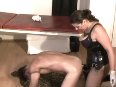 German_Mistress_and_other_Mistress_Double_Fist_Man