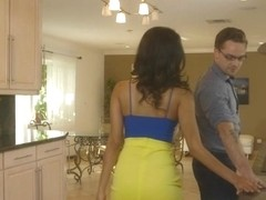 Cheating with perky Latina realtor