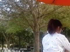 Asian Nerdy Buttcrack (Suprise At End)