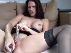 Absolut geile selbstbefriedigung Mega Orgasmus