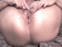 Black schreit ihren Orgasmus raus