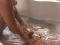 Hottest pornstars Eric Masterson, Angelina Stoli in Exotic Massage, Latina adult clip