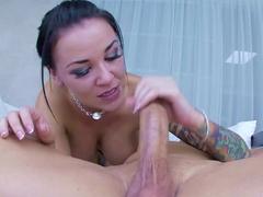Amazing pornstars Sidney Kohl, Baby Doll, Emily Parker in Exotic Cumshots, Blowjob sex video