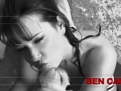 Best pornstars Paige Ashley and Tanya Cox in incredible facial, brazilian xxx scene