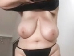 Breasty wife