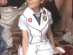 Best Japanese model Mariko Shinoda, Yuzu Shiina, Hikaru Shiina in Exotic JAV video