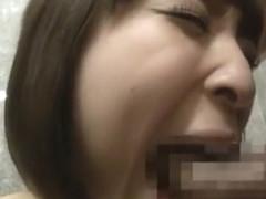 Exotic Japanese model Yuzu Shiina in Fabulous Blowjob/Fera JAV movie