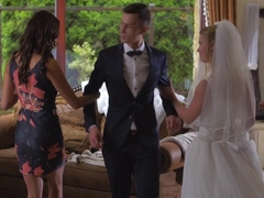 Anissa Kate, Violette Pink In Naked Nuptials