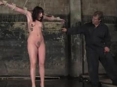 Dana DeArmond, is still one of toughest bondage models of our lifetimes.