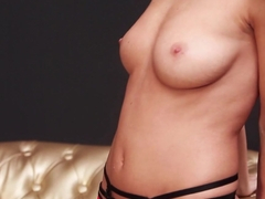 Fabulous pornstar in Best Solo Girl, Blonde sex scene
