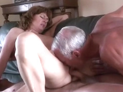 Amateur mature cuckold three...