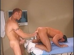 Fucking the patient
