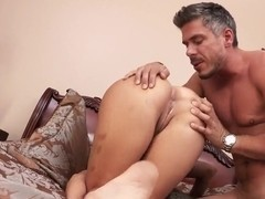 Sexy Katie Summers gets dirty ass banged!