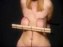Brutal Nipple Torture