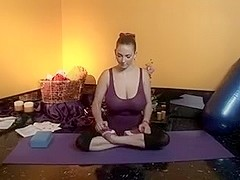 Big Tit Yoga