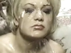 Ball Cream Slut Nadia Foster