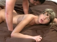Orgasms XXX video: russian gymnast