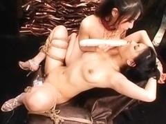 Maria Ozawa, Yuka Osawa Lbian Restraint Chair