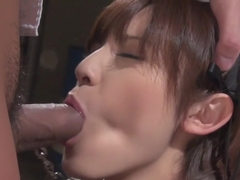 Incredible Japanese chick Kanako Iioka in Exotic JAV uncensored Blowjob movie