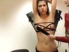 femdomshow intimate movie scene on 01/20/15 19:45 from chaturbate