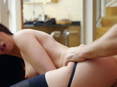 Hottest pornstar Max Deeds in Incredible Facial, Stockings xxx scene
