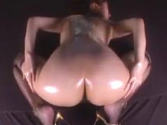 Hottest Japanese slut in Crazy Close-up, Stockings/Pansuto JAV clip