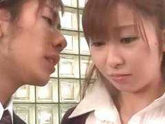 Exotic Japanese model Nana Otone in Fabulous Blowjob/Fera JAV scene
