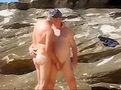 beach kiss, 69er and oral