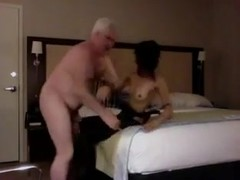 Daddy Fucks Young Hooker