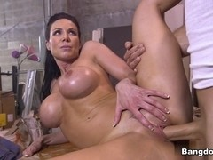 Kendra Lust in Cock addicted MILF gets award for sex Video
