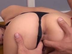 Best Japanese whore Nami Itoshino in Crazy JAV uncensored Hardcore video