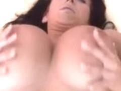 Hot Natural Huge Boobs