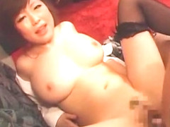 Exotic Japanese slut Kirai Yuzuha, Rio Hamasaki, Saki Ootsuka in Crazy POV, Big Tits JAV video